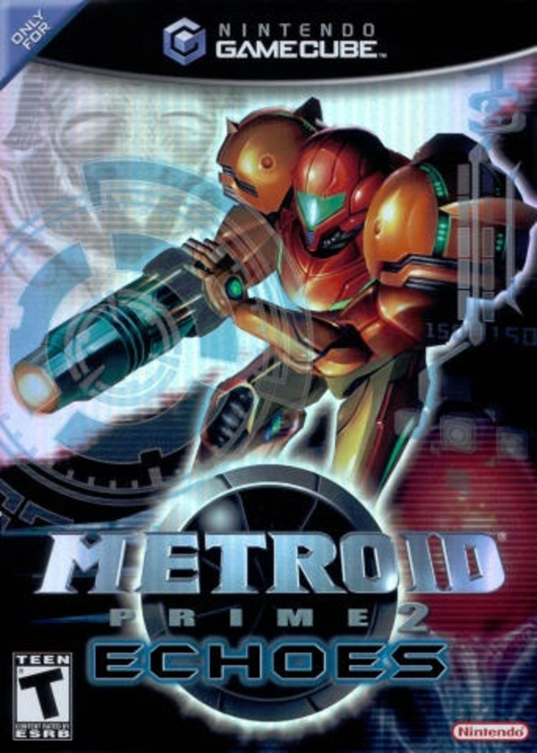 Cover zu Metroid Prime 2: Echoes