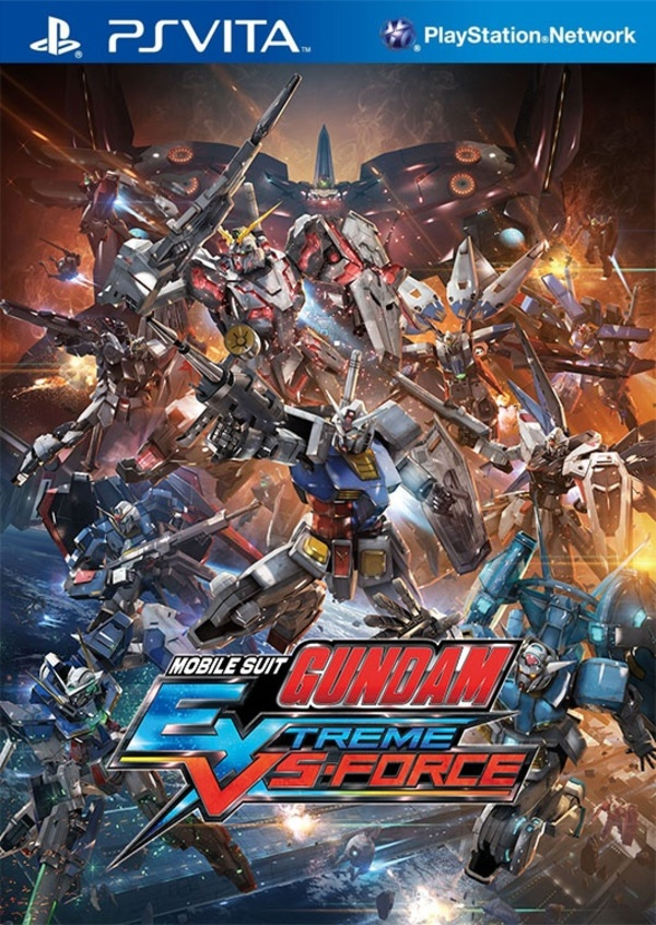 Cover zu Mobile Suit Gundam Extreme VS-Force