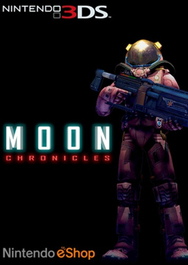 Cover zu Moon Chronicles
