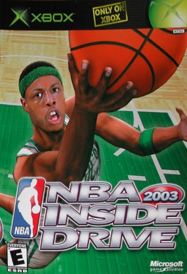 Cover zu NBA Inside Drive