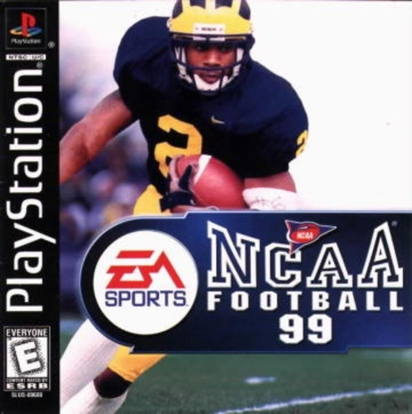 Cover zu NCAA Football 99