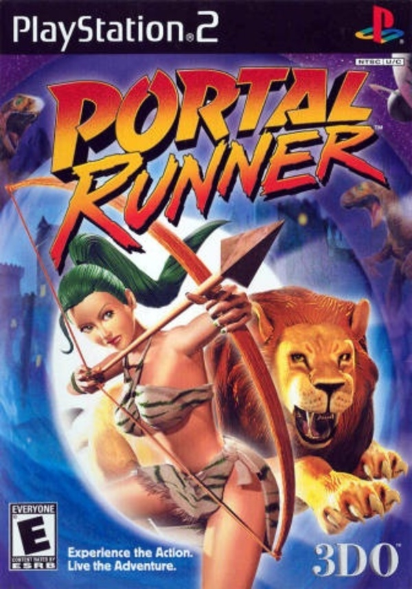 Cover zu Portal Runner