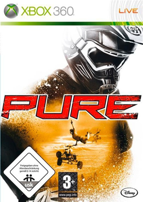 Cover zu Pure