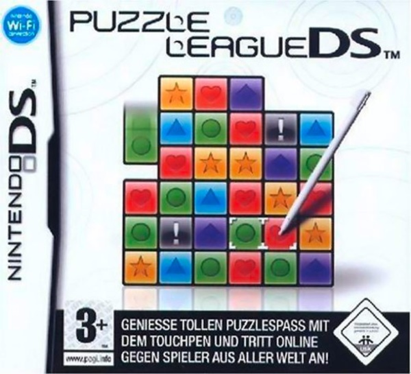 Cover zu Puzzle League DS
