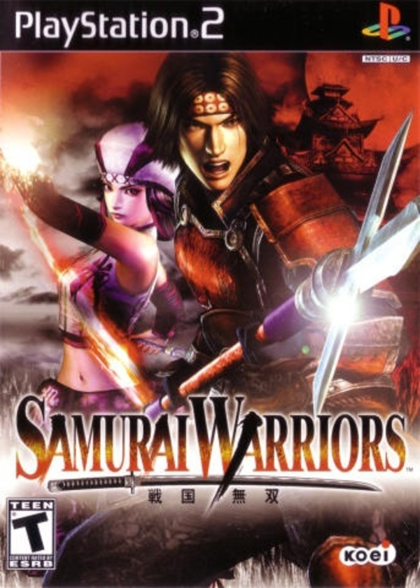 Cover zu Samurai Warriors