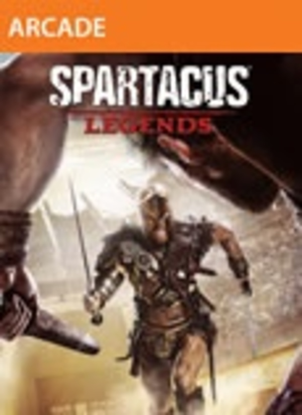Cover zu Spartacus Legends