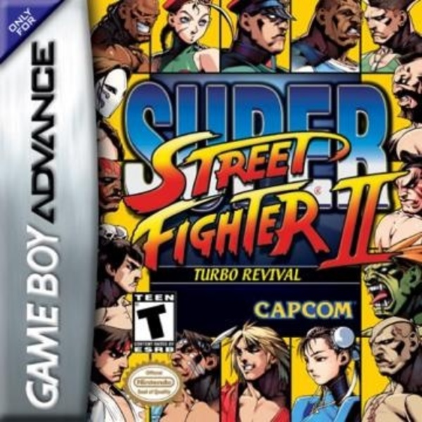 Cover zu Super Street Fighter II: Turbo Revival
