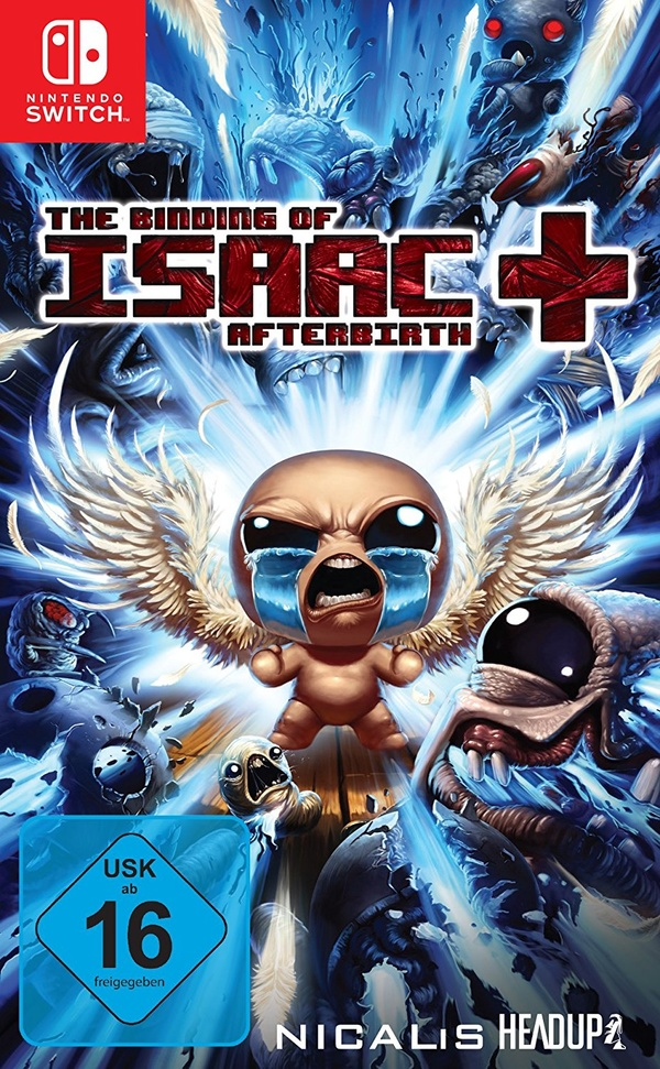 Cover zu The Binding of Isaac: Afterbirth+
