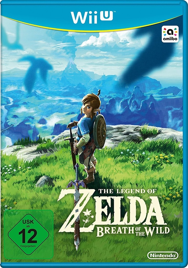 Cover zu The Legend of Zelda: Breath of the Wild