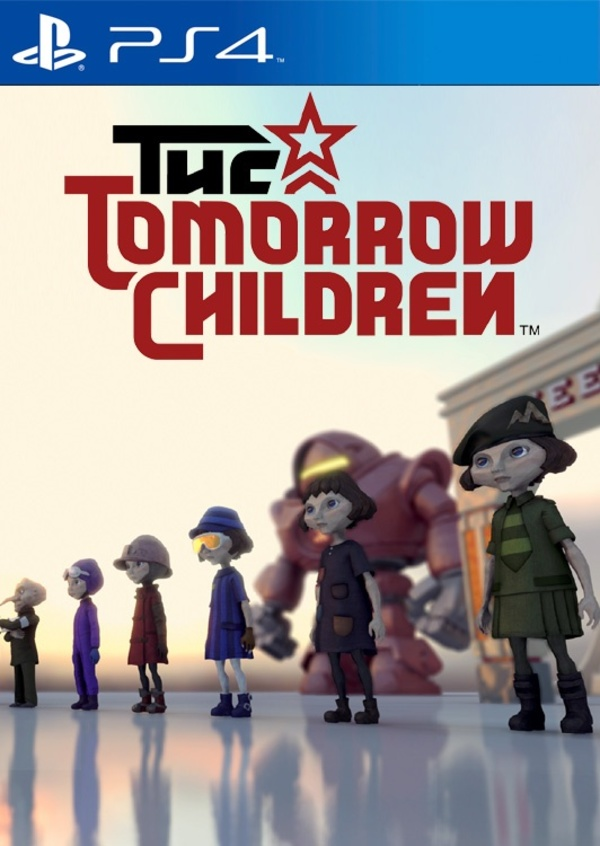 Cover zu The Tomorrow Children