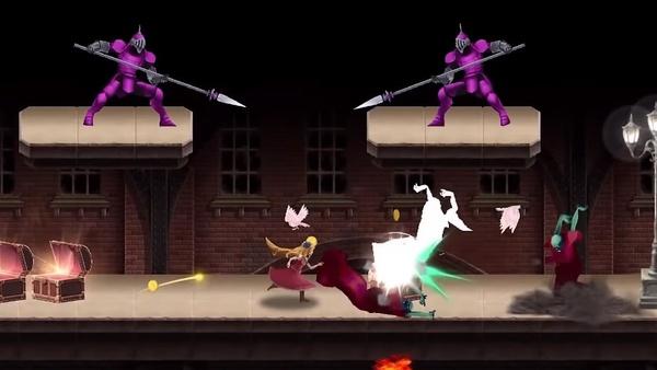 Das neue Castlevania ist ein reines Mobile-Spiel & nicht gerade hübsch