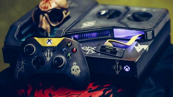 Diese Cyberpunk 2077-Xbox könnt ihr aktuell für 13.450 Euro ersteigern