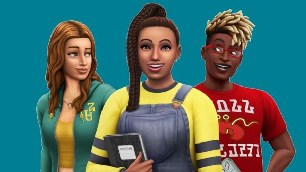 Die Sims 4 An die Uni ist offiziell: Wunsch der Fans wird endlich wahr