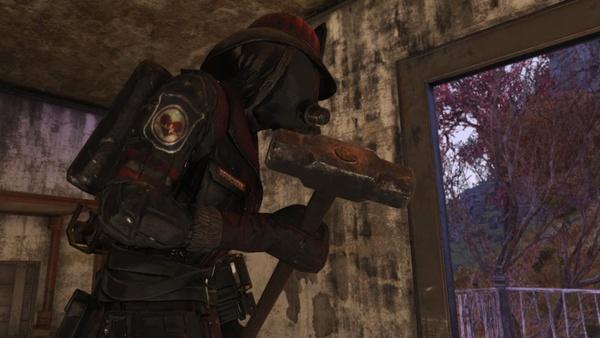 Fallout 76-Stalker verfolgt Mitspieler & bastelt witziges Foto-Tagebuch