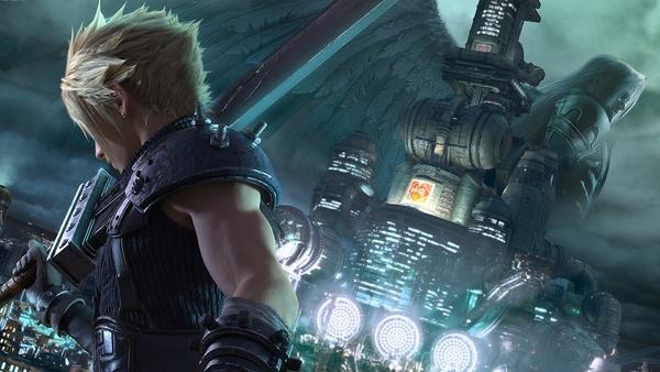 Final Fantasy 7 - Zum Geburtstag kehrt das bekannteste Artwork zurück