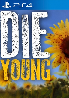 Die Young PS4 cover game Playstation 4