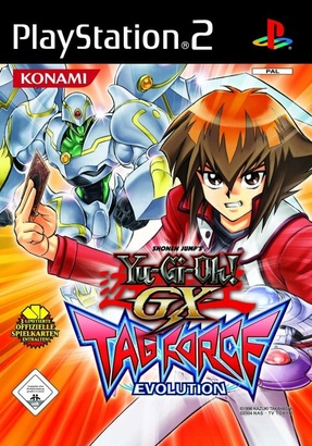 Yu Gi Oh Gx Tag Force Evolution