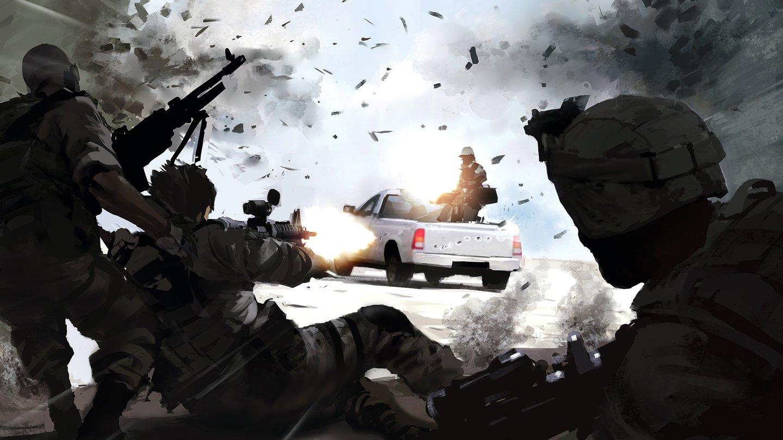 Battlefield 4 - Shooter läuft auch auf der PlayStation 4 mit 60 ...