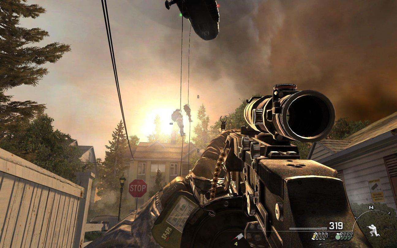 Call of duty modern warfare 2 resurgence pack download