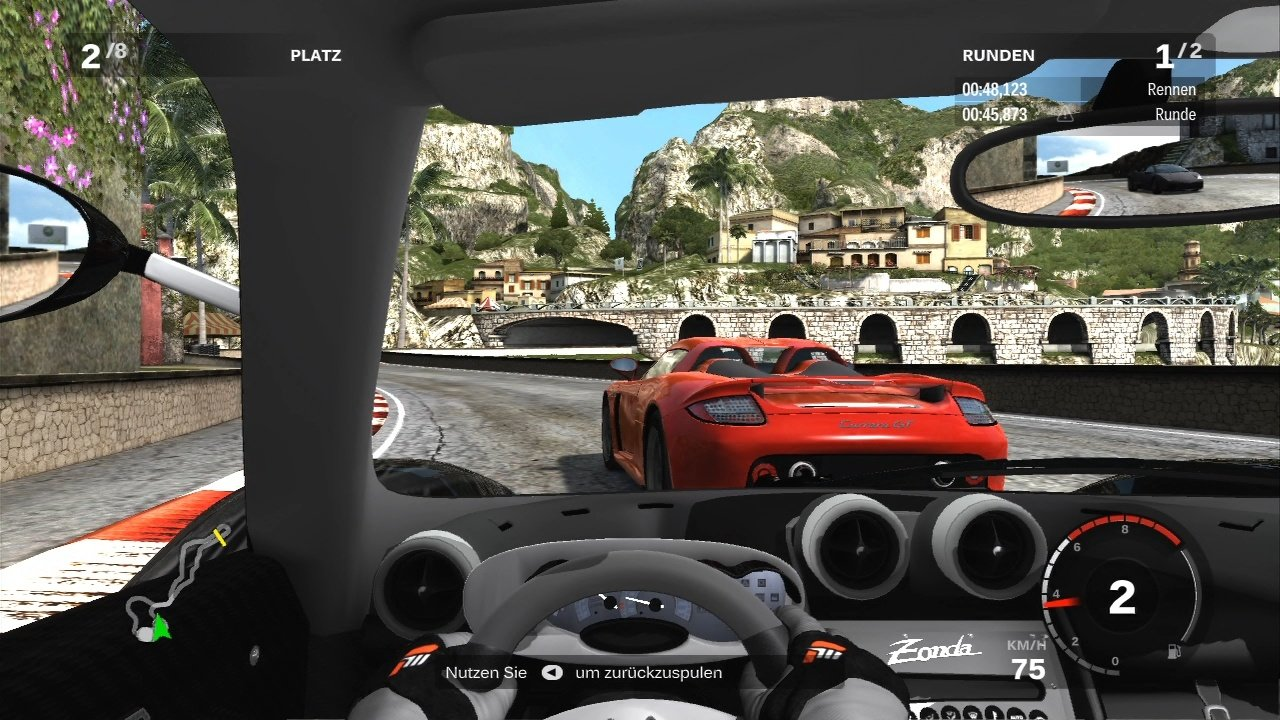 Forza motorsport Xbox360