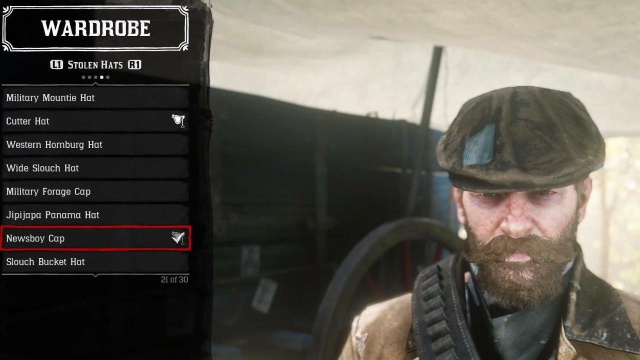 Red Dead Redemption 2-Fan zeigt ALLE Hüte & wo ihr sie