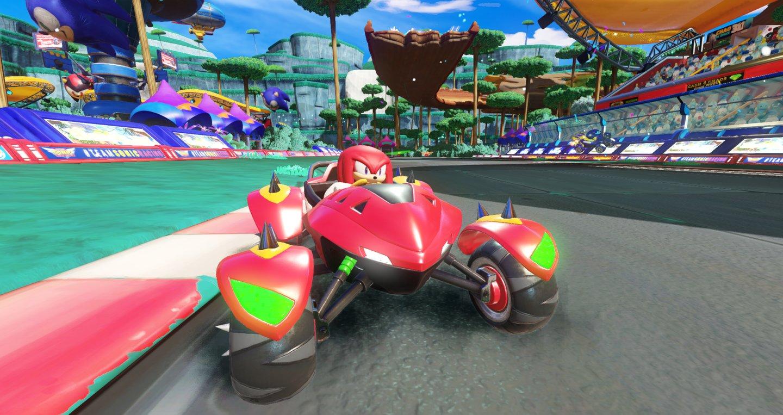 Team Sonic Racing Wallpaper