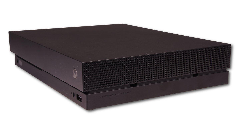 Xbox One X Im Test Wie Gut Ist Die 4k Konsole Gegen Die Ps4 Pro