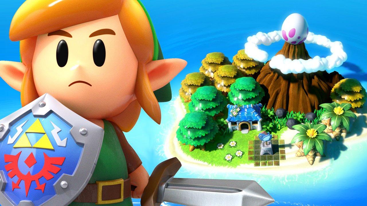 Remake Vs Original Was Zelda Links Awakening Für Switch Anders Macht