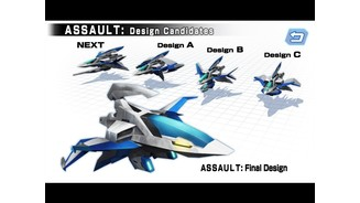Dariusburst - Second Prologue