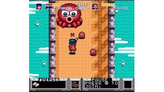The octopus from Parodius