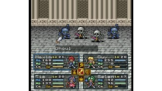 Dungeon battle