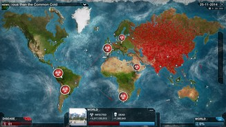 Plague Inc Evolved - Screenshots zur gamescom 2014