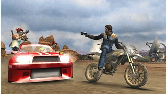 Pursuit Force PSP 7