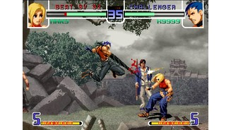 The King of Fighters 2002 2