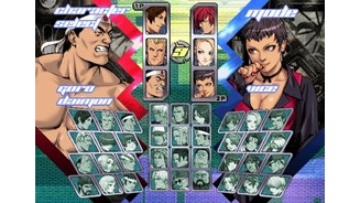 The King of Fighters Neowave PS2 4