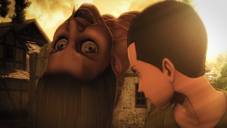 Attack on Titan 2 - Story-Trailer zum Anime-Actionspiel verrät Release-Termin
