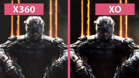 Call of Duty: Black Ops 3 - Last- gegen Current-Gen im Grafikvergleich