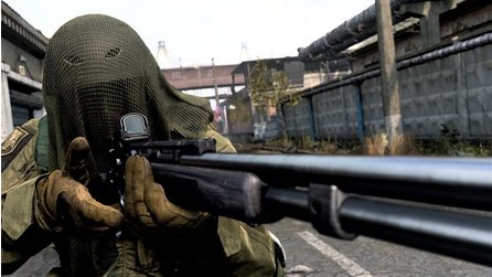Bug in Call of Duty: Modern Warfare enthüllt angeblich Battle Royale-Map
