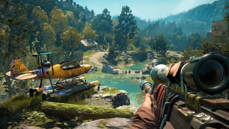 Far Cry New Dawn - Craften & Leveln: So viel RPG steckt im Shooter