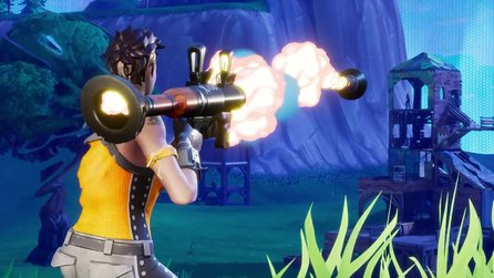 Fortnite: Battle Royale - Ingame-Trailer zum kostenlosen PUBG-Konkurrenten