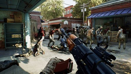 Overkill's The Walking Dead - Was den Koop-Shooter von Left4Dead unterscheidet