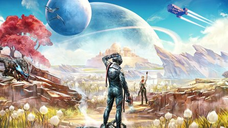 The Outer Worlds - Update: Für Xbox One X und PS4 Pro optimiert