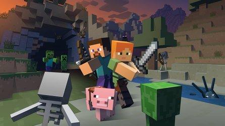 Minecraft Im Test Eine Wertung Für Den Meilenstein GamePro - Minecraft spiele schieben