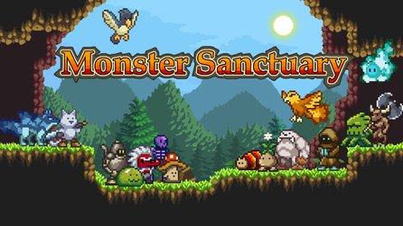 Monster Sanctuary - Metroidvania-Pokémon aus Deutschland
