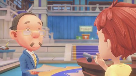 My Time at Portia - Trailer zum Early-Access-Launch auf Steam