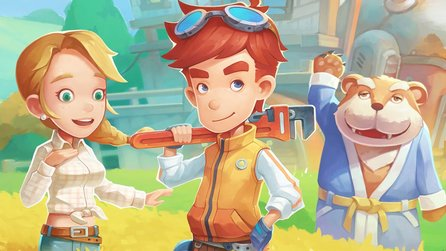 My Time at Portia im Test - Harvest Moon in der Postapokalypse