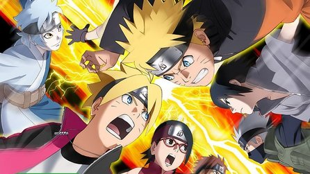 Naruto to Boruto: Shinobi Striker - Test-Video: Anime-Gekloppe zu viert