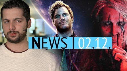 News: Guardians of the Galaxy-Spiel angekündigt - Neues Szenen aus Death Stranding, Prey & Mass Effect