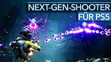 Returnal: - Alles zum Next-Gen-Shooter der Resogun-Macher