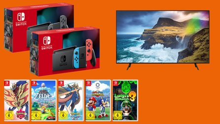 Saturn Prospekt zum Black Friday: Nintendo Switch Bundle günstiger [Anzeige]